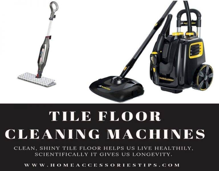 Best Tile Floor Cleaning Machines Reviews and Comparison 2020