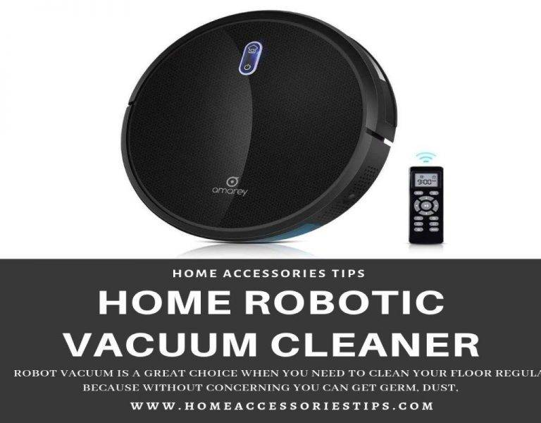 Top 5 Easy Home Robotic Vacuum Cleaner Ultimate Review 2019