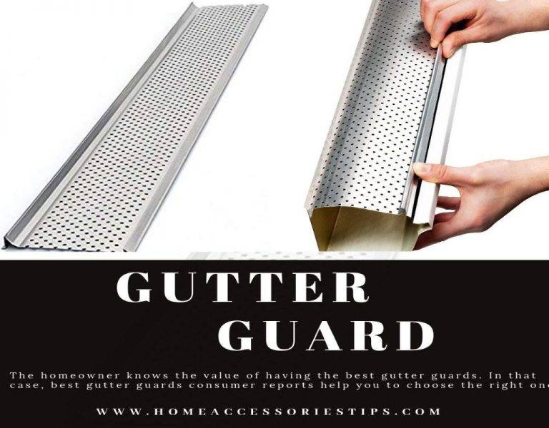 Best Gutter Guards Consumer Reports Top Gutter helmet 2020 Reviews