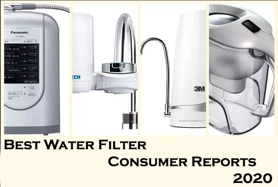10 Best Whole House Water Filter Consumer Reports 2021