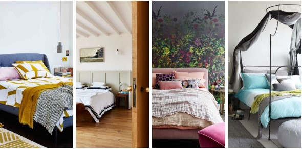 7 Edgiest Ideas to Decorate Your Bedroom Wall