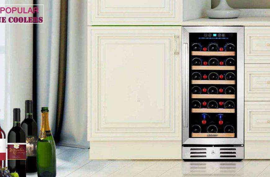 How to install a wine cooler undercounter