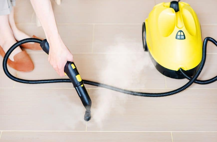 Expert Advice: Why Switch To Steam Cleaners For Your Home